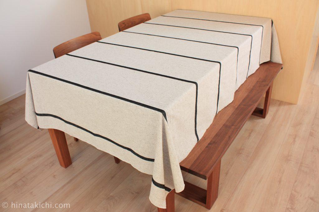 マスターウォールのクローネダイニングテーブル