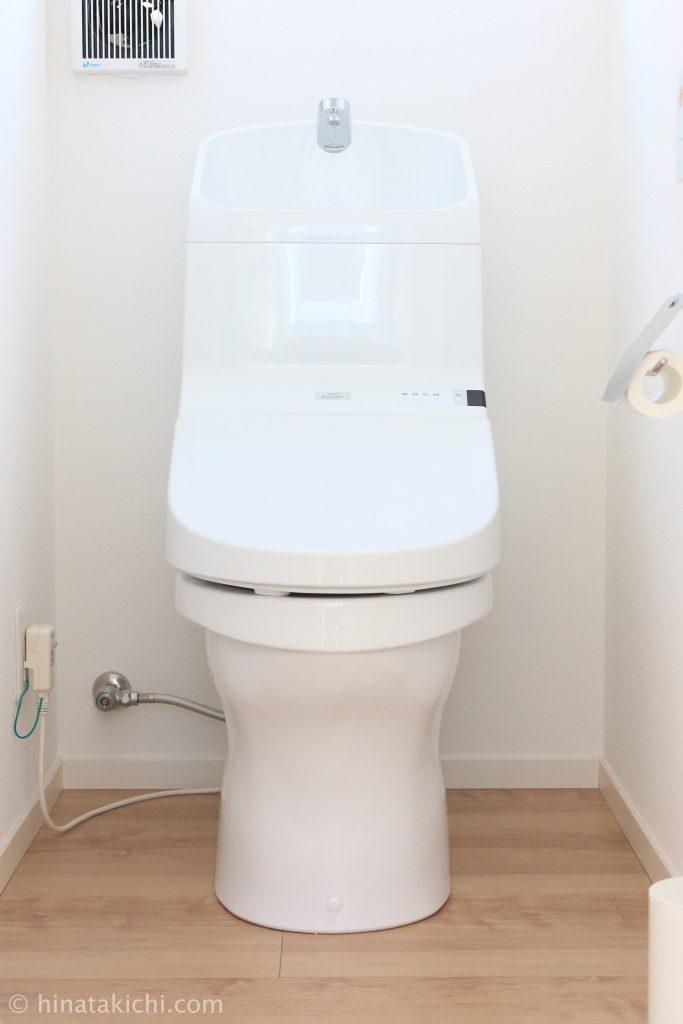 トイレの掃除方法