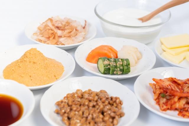 腸活で発酵食品を摂る