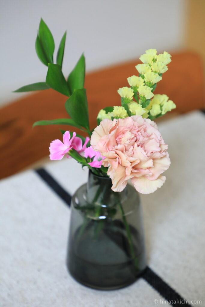 お花のサブスクリプション(定期便) bloomee